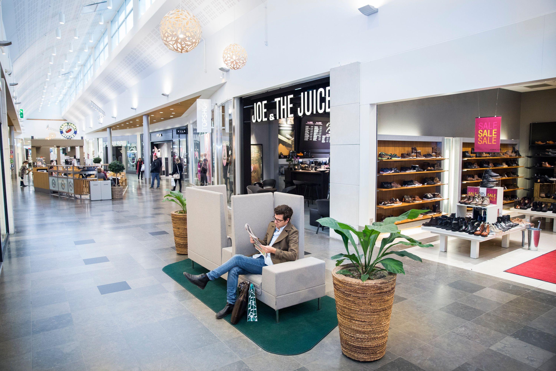 lund shopping mall