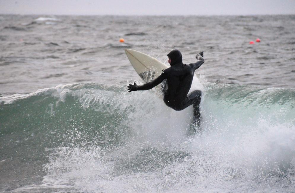Surfing in Molle 2