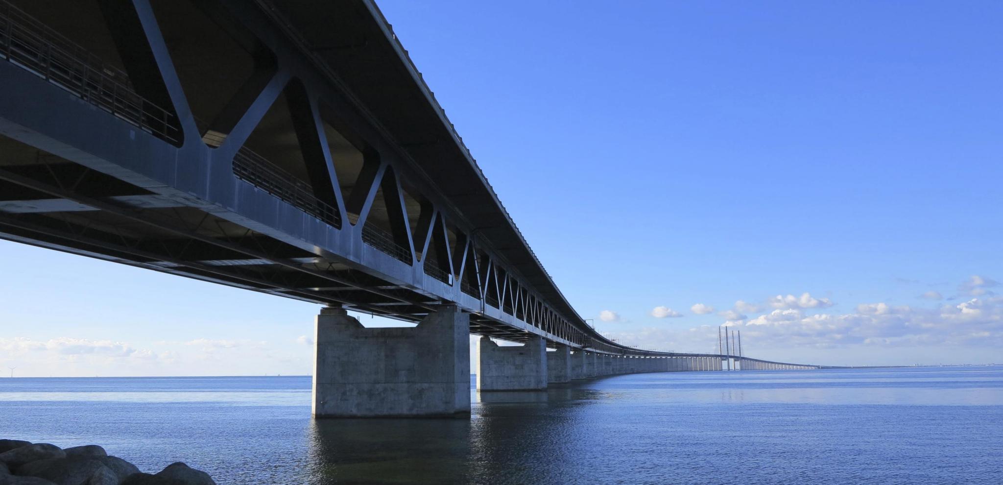 The Öresund Bridge | Visit Skåne