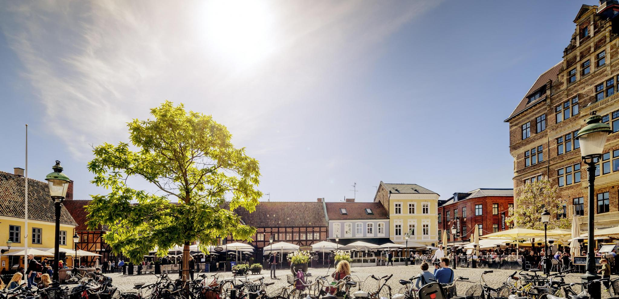 Lilla torg in the summer © Werner Nystrand