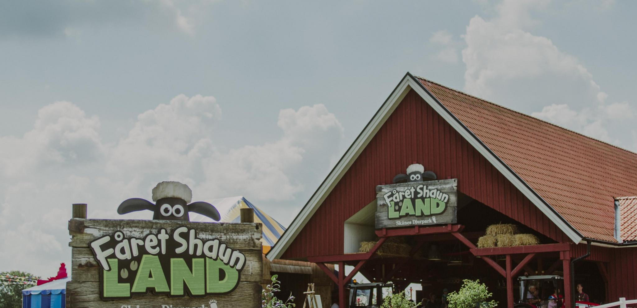 Shaun the Sheep Land