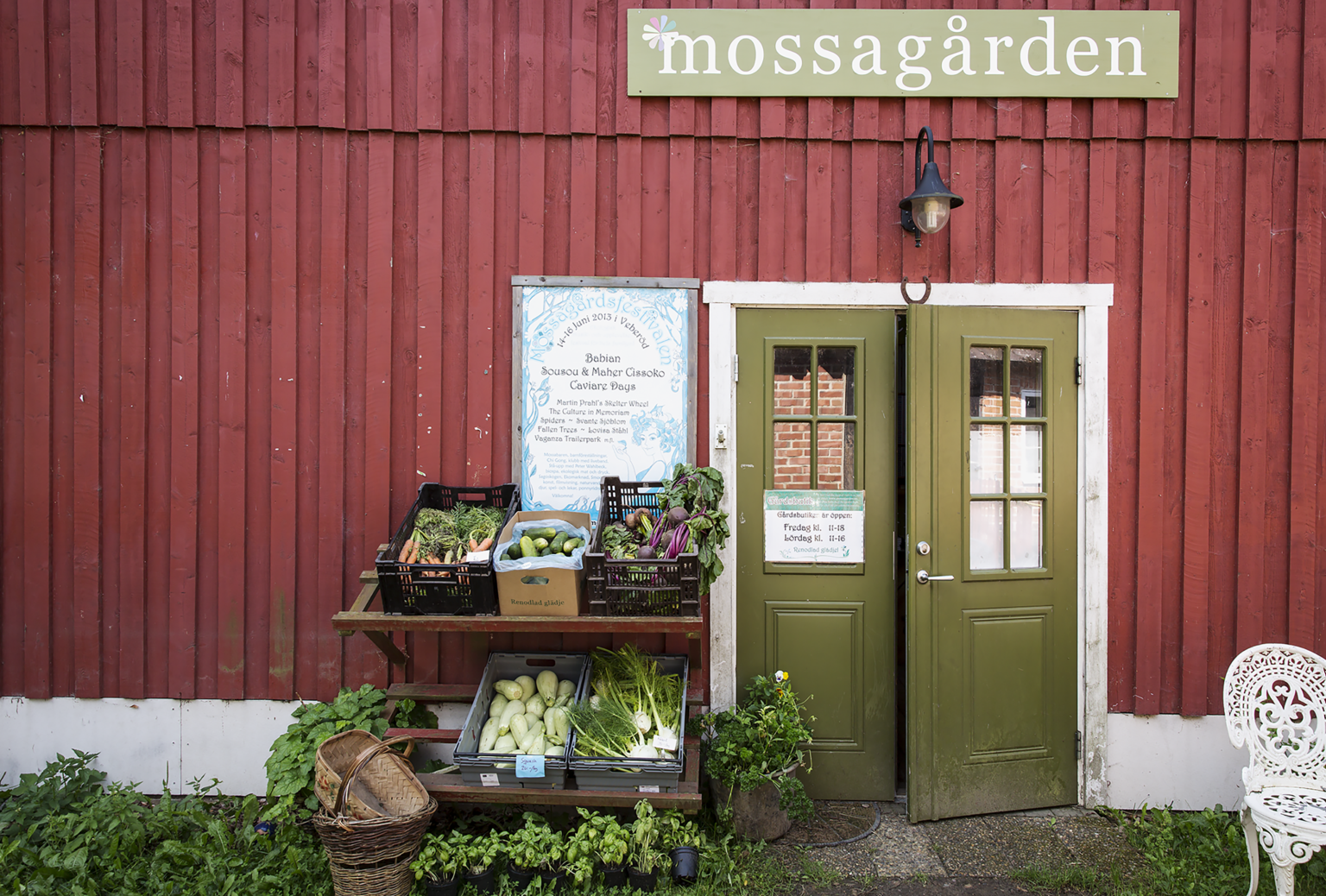 Farmshop in Skåne