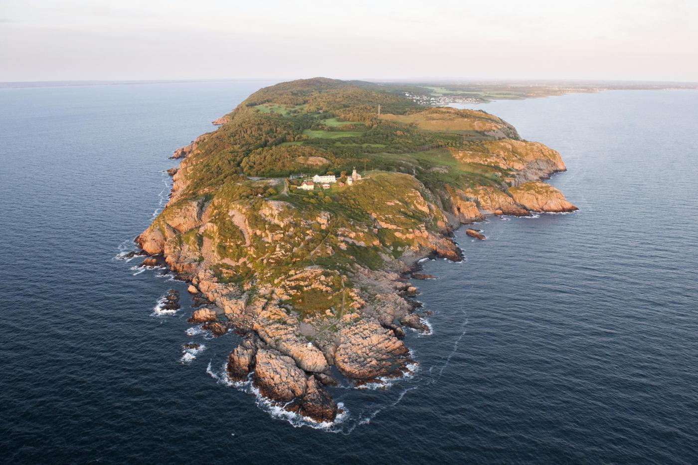 The Kullaberg peninsula