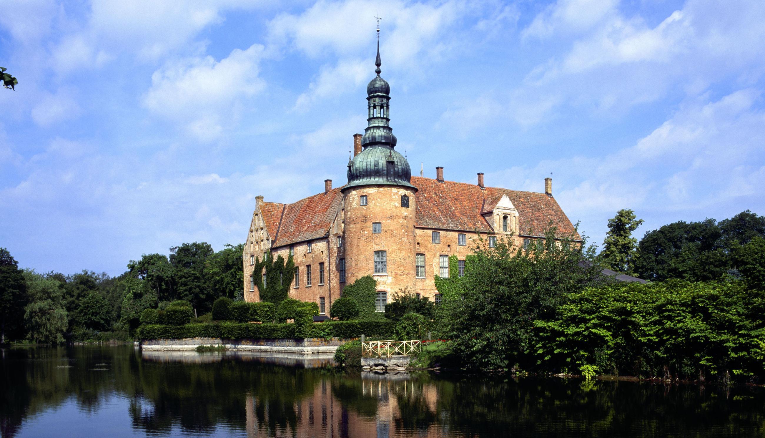 slott & borgar   visit skåne