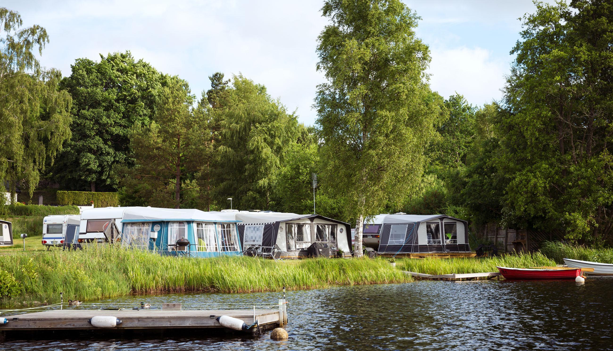 mölle camping stuga