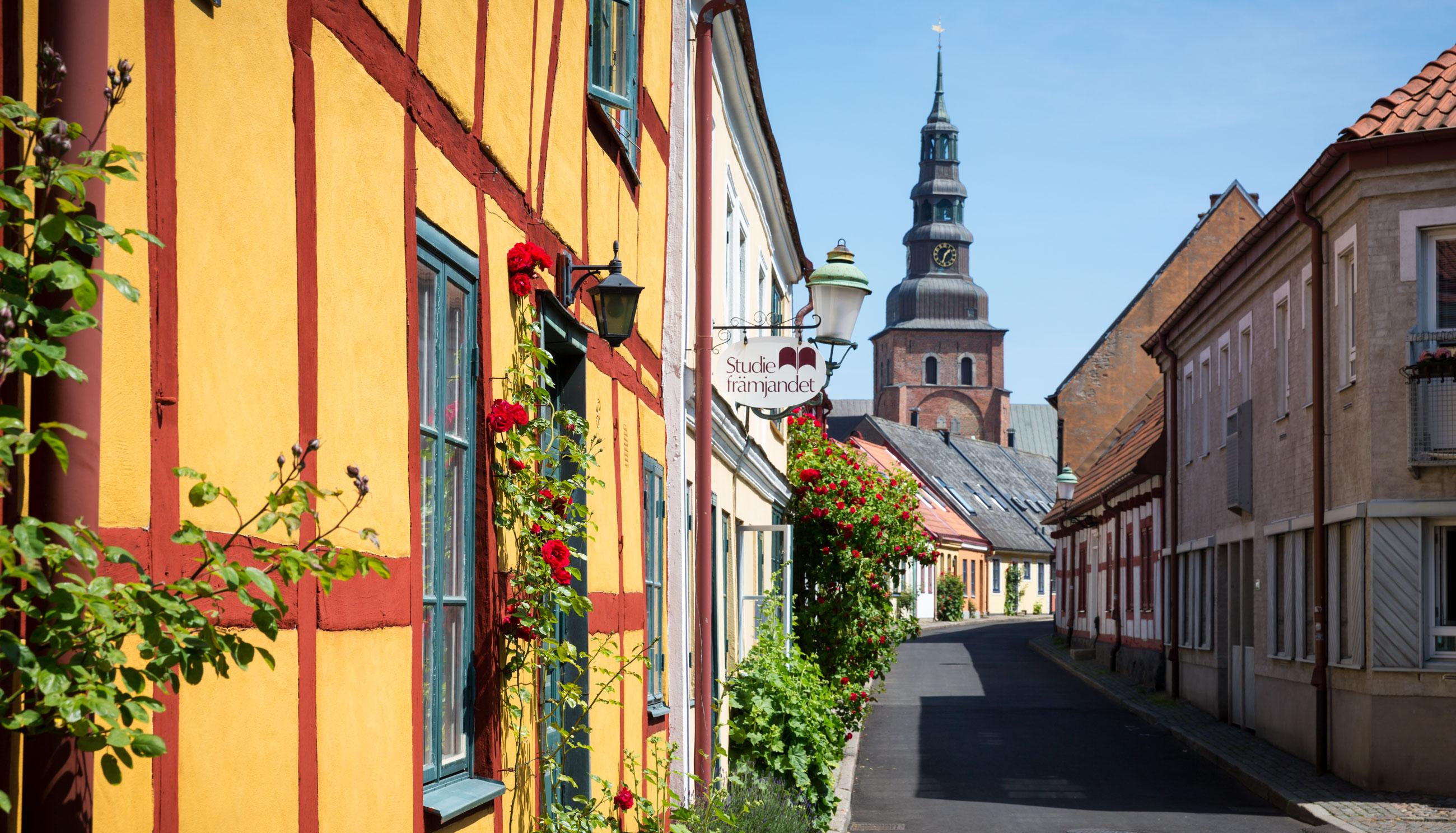 Streets of Ystad