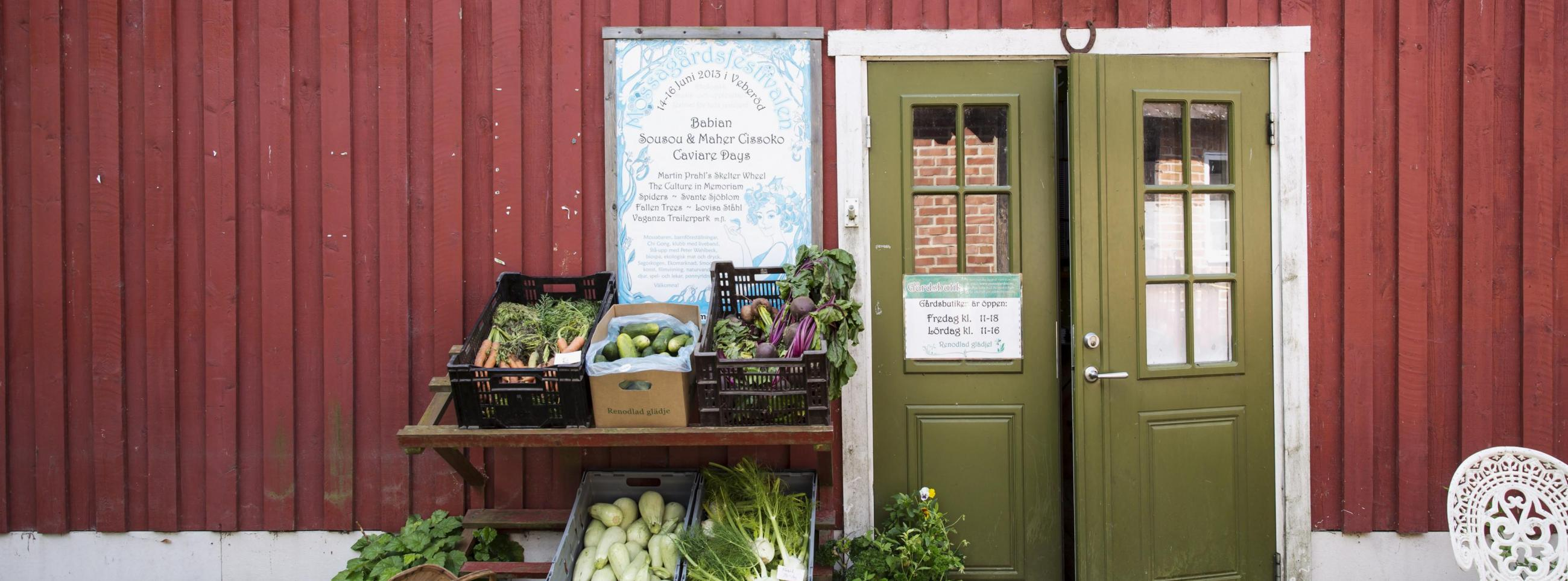 Farm Shops in Skåne
