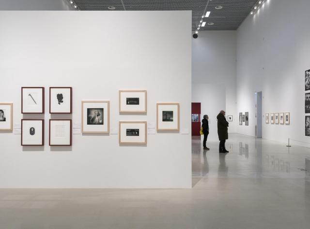 Photographic exhibition © Moderna museet