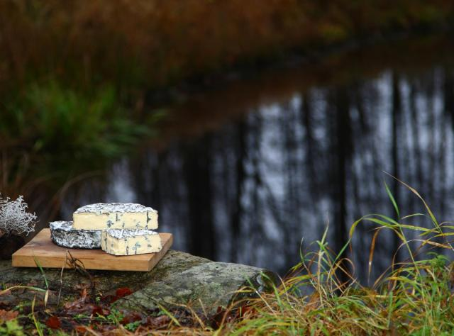 Cheese by the lake © Kristofer Hansson