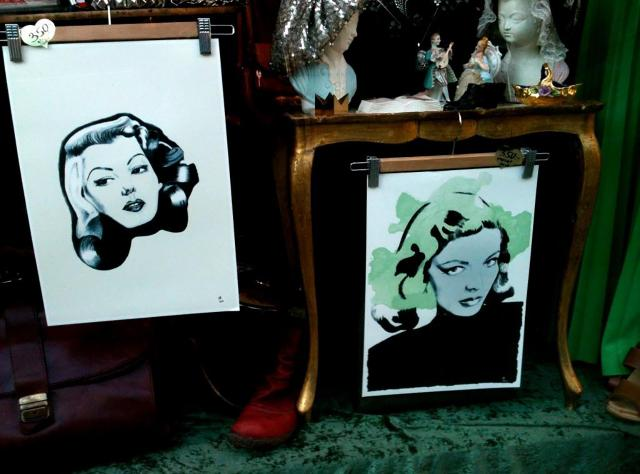 Paintings of Marilyn Monroe
