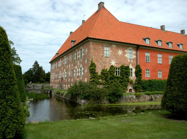 Krapperups Castle in Skåne