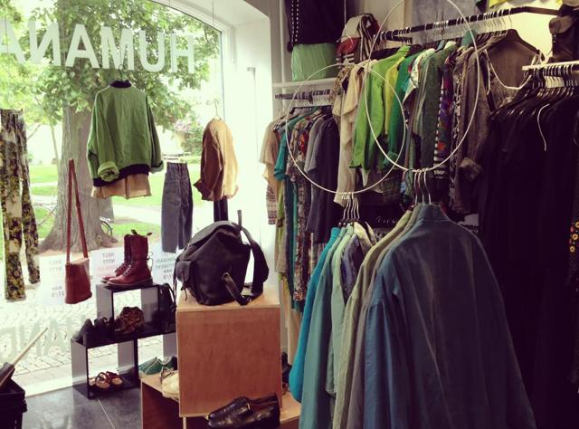 Humana Second Hand in Lund