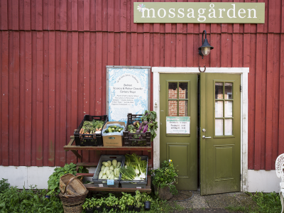 Farm shop in Skåne